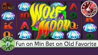 ⋆ Slots ⋆ Wolf Moon slot machine, Fun on Min Bet