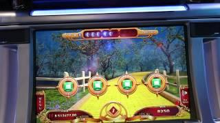 The Wizard Of Oz: Ruby Slippers 2 Slot Machine Bonus-new-at G2E!