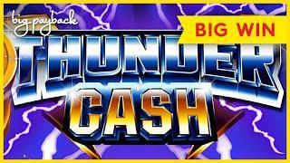 BONUS AFTER BONUS on Thunder Cash Slot - GREAT SESSION