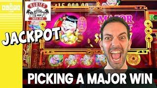 • JACKPOT: Picking Major Win • Big Win @ Rudies Cruise • BCSlots