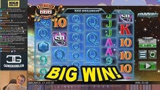 BIG WIN on Star Quest Slot - £4 Bet • NickSlots - Casino Streamer