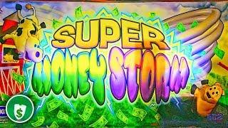 Super Money Storm slot machine, bonus