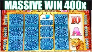 MASSIVE 400x WIN! WHEN ALL YOU NEED IS FOR THE SYMBOLS TO ALIGN! •️ Deja Vu Slots