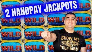 2 HANDPAY JACKPOT On High Limit Slots   Las Vegas Casino JACKPOTS ! SE-12   EP-30