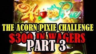 Bally - The Acorn Pixie Challenge - Part 3