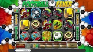 Football fever• free slots machine by Saucify preview at Slotozilla.com