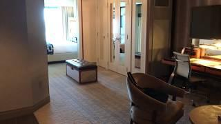 One Bedroom Studio Terrace Suite at the Cosmopolitan Las Vegas Hotel
