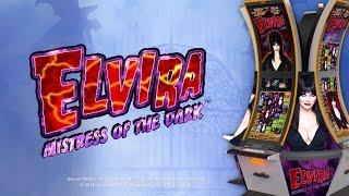 ELVIRA Slot Game•