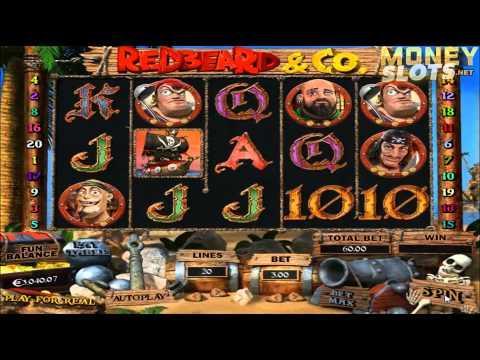 Redbeard And Co Video Slots Review | MoneySlots.net