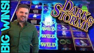 Hot AF Wins! I Love This New Slot From IGT! Dark and Stormy is Hot and H*rny!