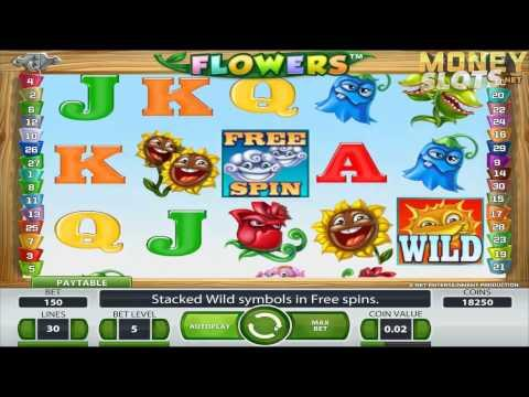 Flowers Video Slots Review | MoneySlots net
