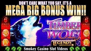 $$ TIMBERWOLF Deluxe Slot MEGA WIN X5-X10 Pick! - 50 Cents $$