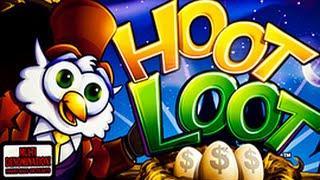 WMS Hooters Loot - SAFE BONUS PICK