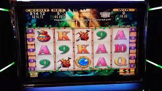 BIG HIGH LIMIT SLOT MACHINE BIG WIN BONUS + LIVE PLAY WITH SIZZLING