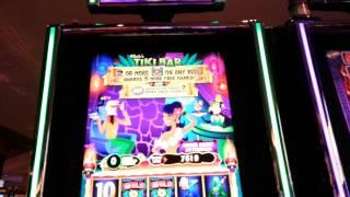 Slick's Tiki Bar - **BIG WIN** Free Games & MINOR PROGRESSIVE JACKPOT