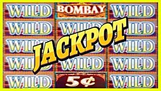 • JACKPOT • BOMBAY + STINKIN RICH • HIGH LIMIT