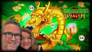 • REEL RICHES: DRAGONS WEALTH •