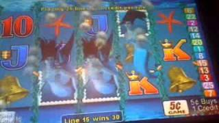 magic mermaid slot machine line hit (2)