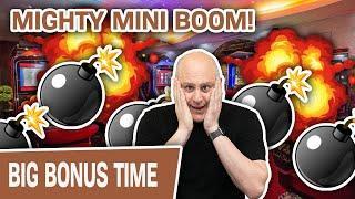 ⋆ Slots ⋆ MIGHTY MINI BOOM on Angel Blade ⋆ Slots ⋆ Plus INCREDIBLE Pink Panther Slot Machine
