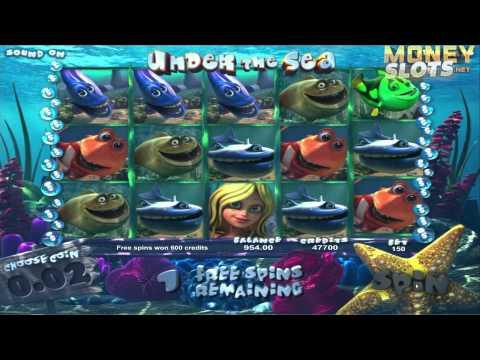 Under the Sea Video Slots Review | MoneySlots.net