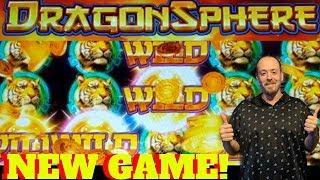 NEW GAME• •DRAGON SPHERE• Is this the new Ocean Magic• (IGT)