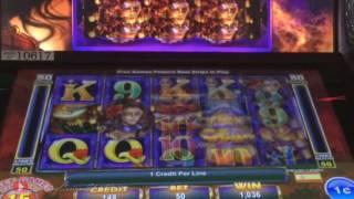 Light It Up Slot Machine Bonus - Ainsworth