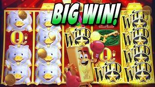 • BIG WIN • New! GOLD BONANZA SLOT MACHINE BONUS & JACKPOT FEATURES Aristocrat Slots