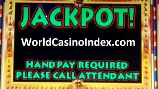 Cleopatra JACKPOT Handpay HIGH LIMIT Bonus $20/spin