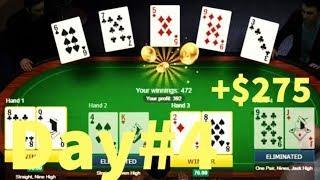Betfair Casino Exchange Games Standard Texas Hold'em • Real Money #4