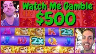 • Watch me Gamble $500 • • 2 Games in 12 minutes • San Manuel Casino in California