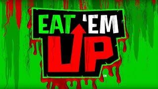 Eat 'Em Up Slot - NICE SESSION, ALL FEATURES!
