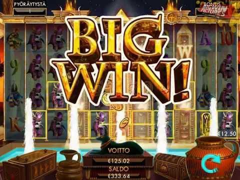 Temple Of Luxor - 11 Reels Free Spins!