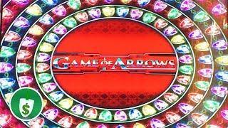 •  Game of Arrows slot machine, bonus