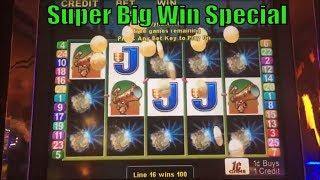 •HAPPY NEW YEAR !•KURI's SUPER BIG WIN Special 10•Meteor Storm/W4T/Fortune King DX Slot•彡kurislot栗スロ