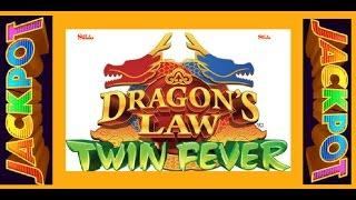 Dragons Law Twin Fever Hitting some great HITS!!