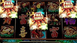 Mighty Cash Slot Machine FREE GAMES + Mighty Cash Bonus | Cash Wheel QUICK HIT Slot Max Bet Bonus