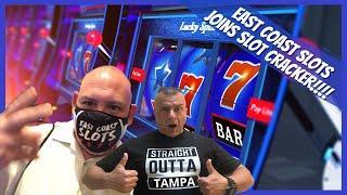 ⋆ Slots ⋆High Limit Slot Play With East Coast Slots - Tampa Hardrock⋆ Slots ⋆