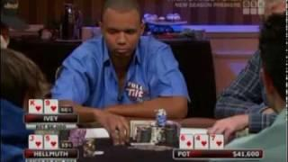View On Poker - Phil Ivey Shows Phil Hellmuth Who's The Best Player Today