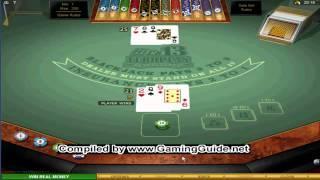 All Slots Casino's Hi Lo 13 European Blackjack