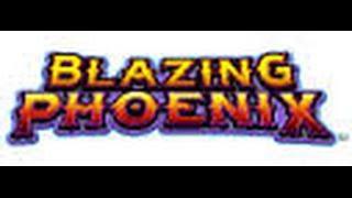 *TBT* Blazing Phoenix - WMS Slot Machine Bonus Win with Retrigger!