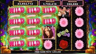 SWEET SKULLS Video Slot Casino Game with a FREE SPIN BONUS