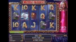Mythic Maiden slot