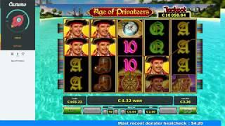 Age Of Privateers - Great Session - Great Slot