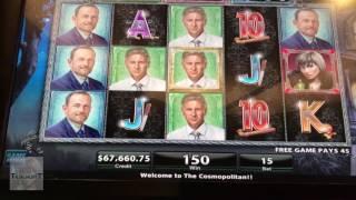 $2,550 Jackpot! | Black Widow Game | 7 FREE games triggered!