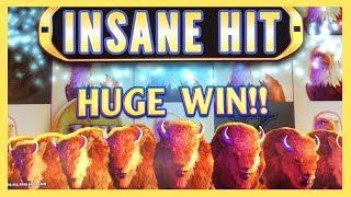 •INSANE HIT • HIGH LIMIT $6-$30/SPIN • Slot Machine Pokies w Brian Christopher