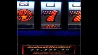 ***TRIPLE STARS*** $4,800 Jackpot @Bellagio, Las Vegas~AS IT HAPPENS*~10-30-17