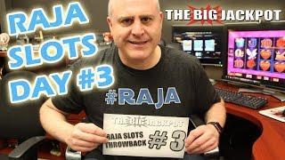 •️ Memory Lane Day #3 •️ of Raja $lots Jackpot Hits! •