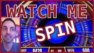 •4⃣• Wonder 4 Jackpots • Watch Me SPIN • Brian Christopher Slot Machine Pokies at San Manuel Casino