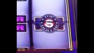 HIGH LIMIT Top Dollar Slots w/Bonus as it Happens