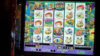 stinkin rich slot machine big win